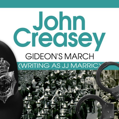 Gideon's March cover art