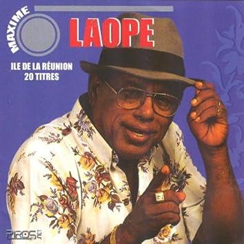 Maxime Laope 20 titres Ile de la Réunion