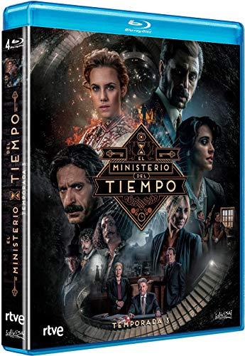El Ministerio del Tiempo - Temporada 3 [Blu-ray]