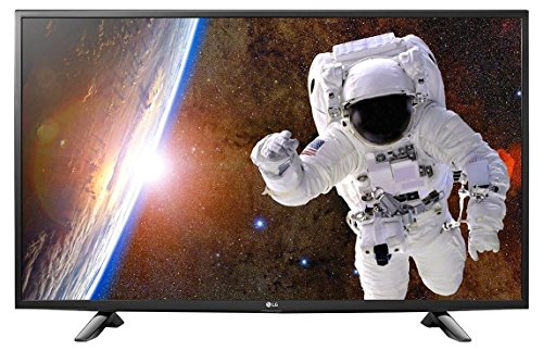 LG 49LH510V 49' Televisor LCD Full HD, A++, Analógico y Digital, 1920 x 1080 (HD 1080), Negro