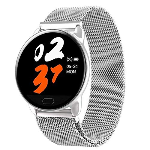 MYONLY K9 Men Smart Watch IP68 Impermeable IPS IPS Touch Full Touch Monitor Monitor Gimnass Tracker Deportes Mujer SmartWatch PK V11 K1,G