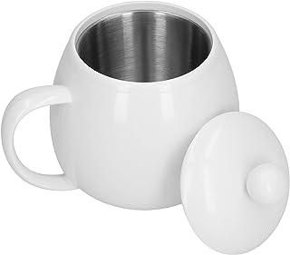 FEYV Tasse à Vide chauffante électrique, Tasse chauffante Mini Bouilloire électrique Polyvalente Mini Bouilloire pour la M...
