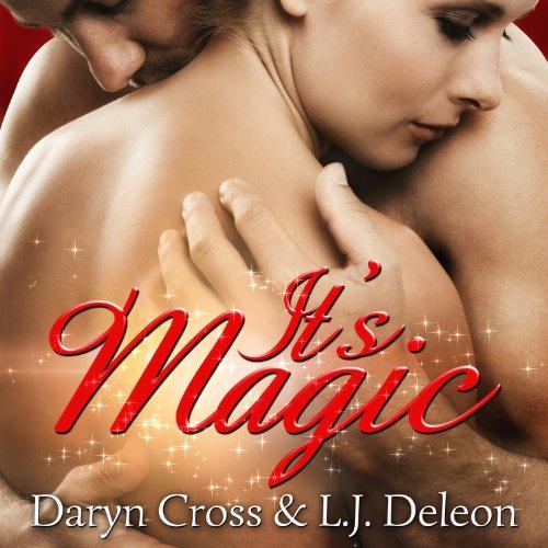 It's Magic audiobook cover art