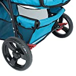 PETIQUE Mermaid Pet Stroller, Mermaid, One Size (ST01501103) 12