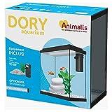 Animalis - Aquarium Dory Équipé Parme - 10L