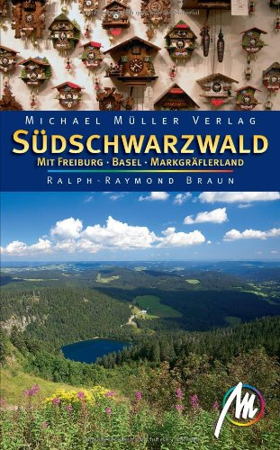 Image of Südschwarzwald: Mit Freiburg - Basel - Markgräflerland