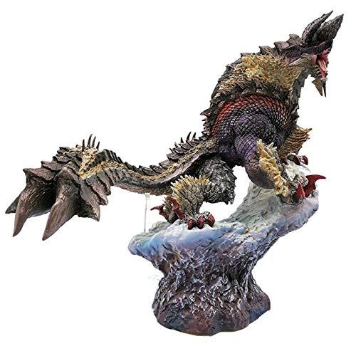 jiaming Monster Hunter World: StygianzinoGre Figura De PVC Grande - Altura Es De 7 '(versión No Original)