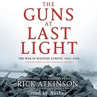 The Guns at Last Light cover art