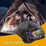 Mississ 78 Alchemie Tarotkarten, Alchemie 1977 Britische Tarotkarten, Amtliche Genehmigung, Gotische Illustrationen, Exquisite Karten high Grade -