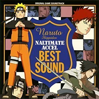 Naltimate Accel Best Sound by Naruto (2008-01-22)