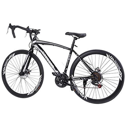 Begasso 26 in 21-Speed 700c Wheel Suspension Road Bike