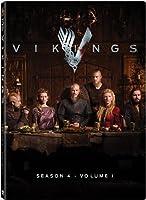 Vikings: Season 4 - Vol 1 [DVD] [Import]