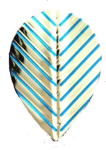 5 Sets #33135 AmeriThon Silver Feathery Discount is also underway Limited price sale Blue Dart Embossed Fligh