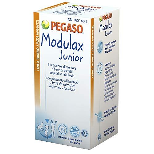 Pegaso - Modulax Junior Complesso Liquido - Lassativo per Bambini