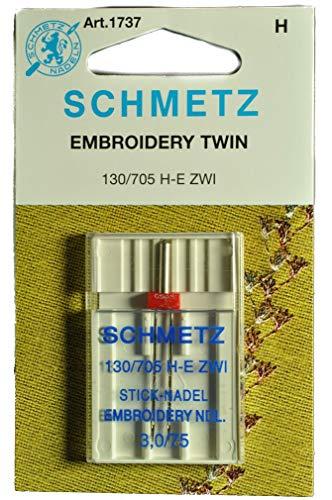 Schmetz Twin Embroidery Needle
