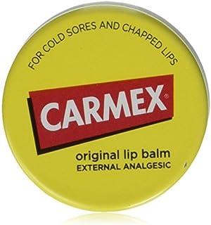 Carmex .25 Oz Jars Lip Balm (Box of 12) by AMERISOURCE BERGEN CORP