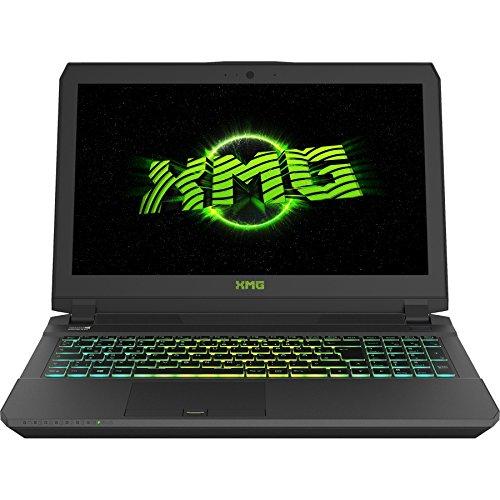 XMG P507-jds 39,62 cm (15,6 inch) laptop (GTX 1070 GS, Intel Core i7-7700HQ, 16GB RAM, m.2 WLAN AC8265 BT) zwart GTX 1060, Windows 10 Home 16GB RAM, 500GB SSD zwart
