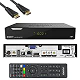 Edision PICCOLLO S2+T2/C Combo Receiver H.265/HEVC (DVB-S2,...