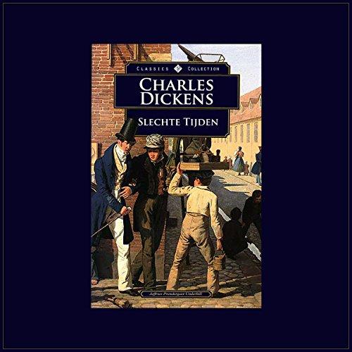 Slechte Tijden [Hard Times] audiobook cover art