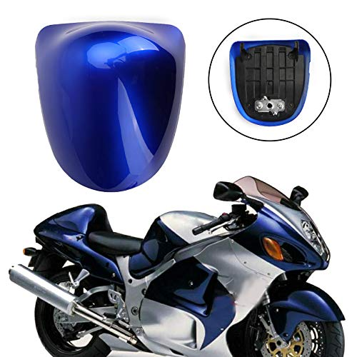 Artudatech Motocicleta Funda para Asiento Trasero Carenado Moto Rear Seat Cowl Moto Colin para Yamaha YZF-R6 YZF R6 1998 1999 2000 2001 2002