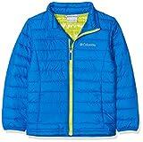 Columbia Jacke für Jungen, Powder Lite Insulated Jacket, Blau (Super Blue), Gr. M, EB0015