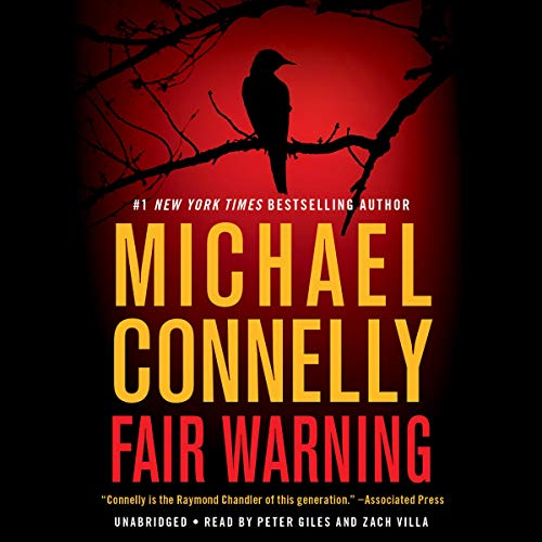 Fair Warning Audiobook By Michael Connelly cover art