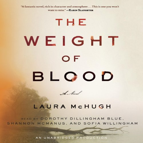 Page de couverture de The Weight of Blood