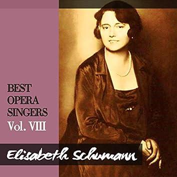 Best Opera Singers, Vol. VIII