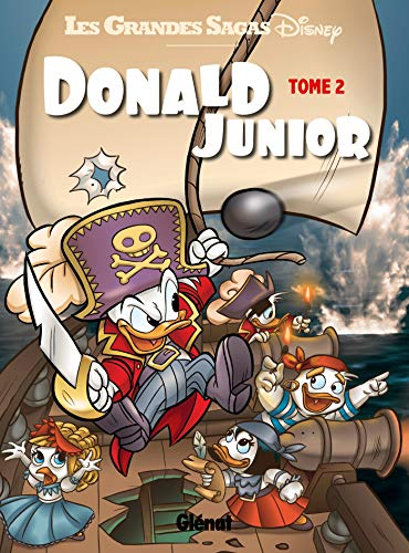 Donald Junior - Tome 02