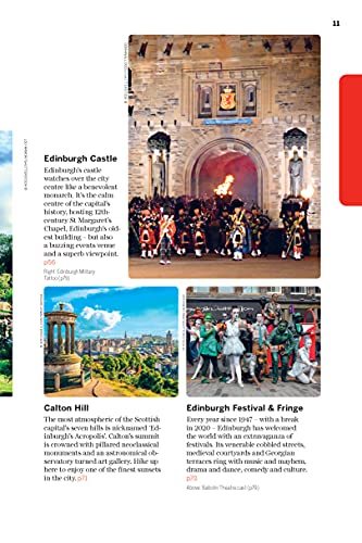Lonely Planet Scotland 11 (Nation Guide) - 51Jr67YpyNS. SL500