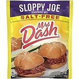 Dash Salt-Free Seasoning Mix, Sloppy Joe, 1.25 Ounce (Pack of 12)