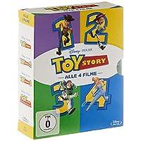 Toy Story 1-4 [Blu-ray]