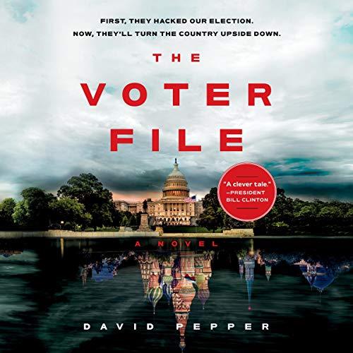 Page de couverture de The Voter File