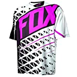 Camiseta De Bicicleta De Manga Larga Ciclismo Enduro MTB Camiseta De Descenso Camiseta De Motocross MX Ropa De Bicicleta De Montaña Fox MTB-L