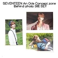 SEVENTEEN ジョシュア 3枚SET 公式 An Ode Concept zone Behind photo ビハインドフォト