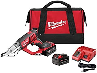 Milwaukee 2635-22 M18 Cordless 18 Gauge Double Cut Shear - Kit