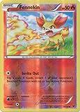 Pokemon - Fennekin (11/124) - XY Fates Collide - Reverse Holo