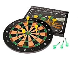 Westminster Magnetic Dartboard Game Room Collection