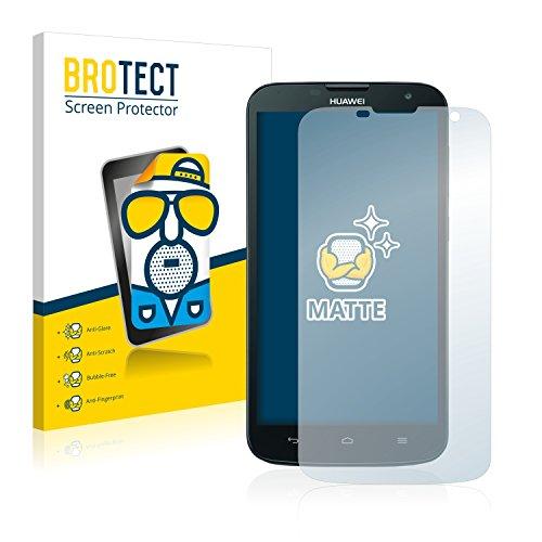 BROTECT 2X Entspiegelungs-Schutzfolie kompatibel mit Huawei Ascend G730 Bildschirmschutz-Folie Matt, Anti-Reflex, Anti-Fingerprint