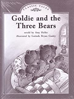 Goldie and the Three Bears; Classic Tales: Leveled Literacy Intervention My Take-Home 6 Pak Books (Book 71, Level G, Fiction) Green System, Grade 1