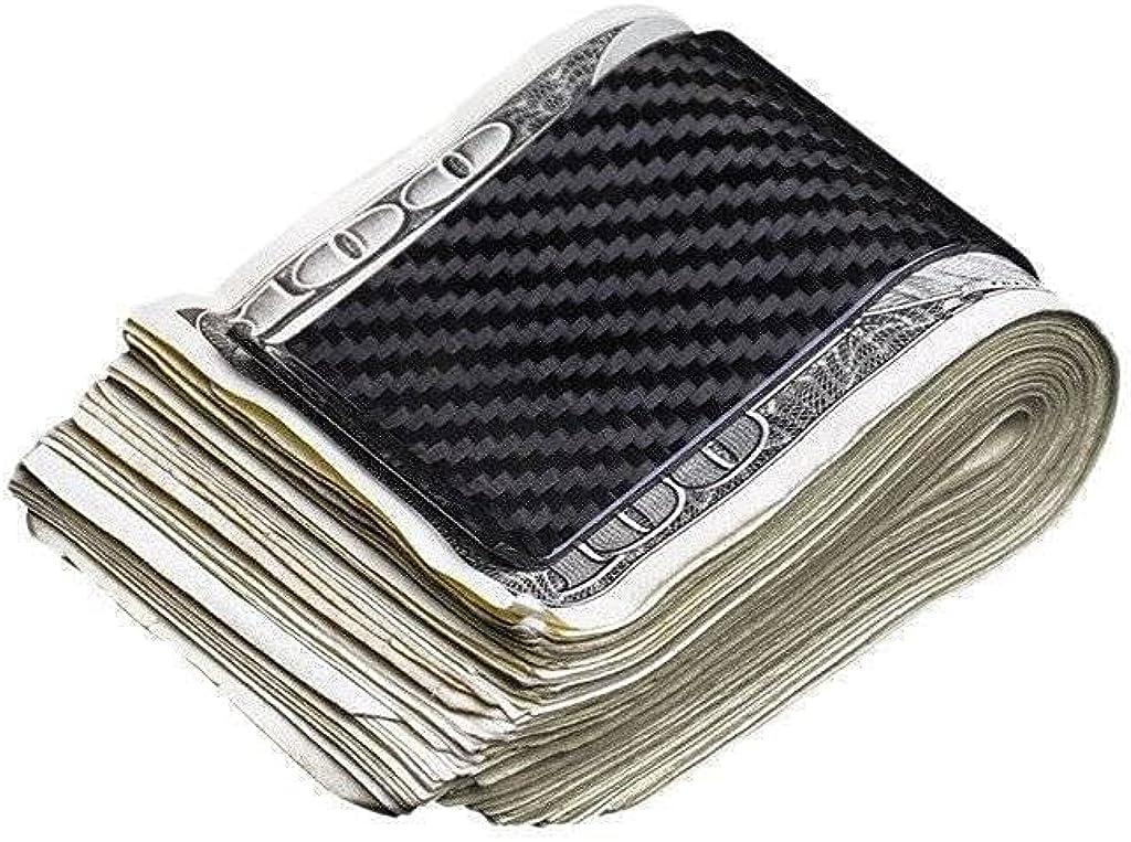 Big Baller Carbon Fiber Money Clip