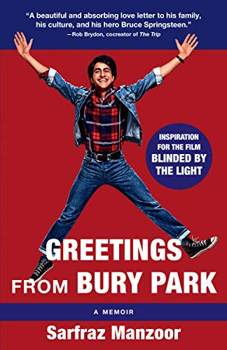 Greetings from Bury Park (Blinded by the Light Movie Tie-In) (Vintage Departures) (English Edition)