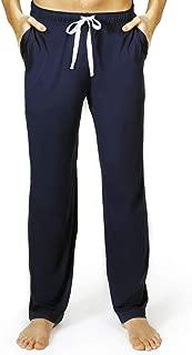 Bamboo Pajama Pants, PJ Bottoms. Loose Sleepwear, Yoga or Lounge Pants for Men