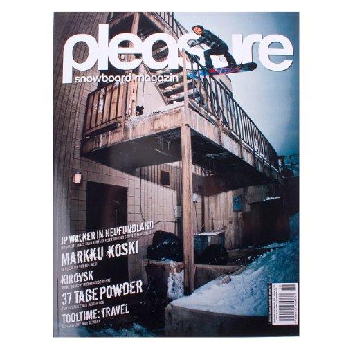 Snowboard Magazin Pleasure Pleasure#88