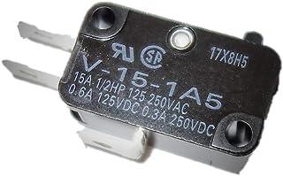 安くて良いオムロンマイクロスイッチV151A5買う