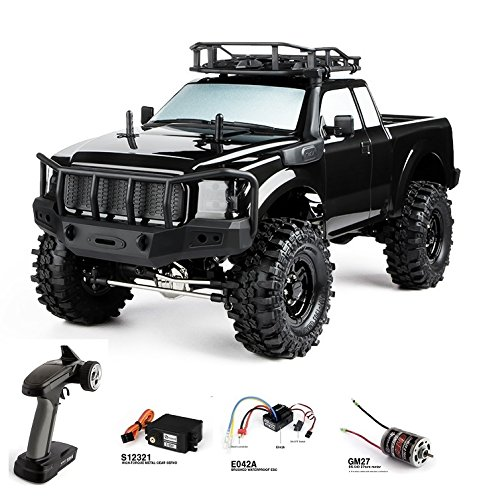 Gmade 54016 Komodo Off-Road Adventure Vehicle Ready to Run 1/10 Scale with A 2.4 Radio System ESC and Motor RC Vehicles