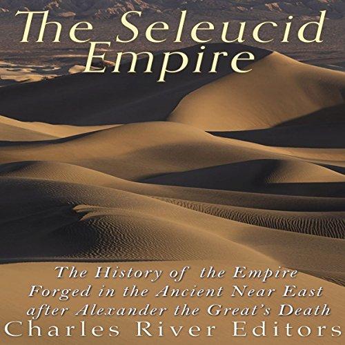 The Seleucid Empire audiobook cover art