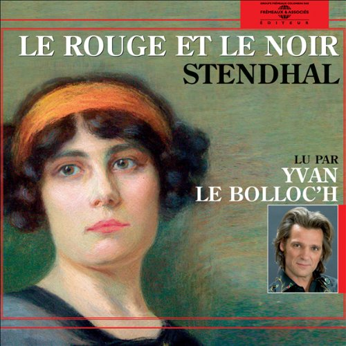 Le Rouge et le Noir audiobook cover art