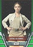 2020 Star Wars Holocron Trading Cards Green #RES-29 Kaydel Ko Connix