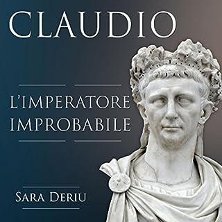 Claudio: L'imperatore improbabile copertina